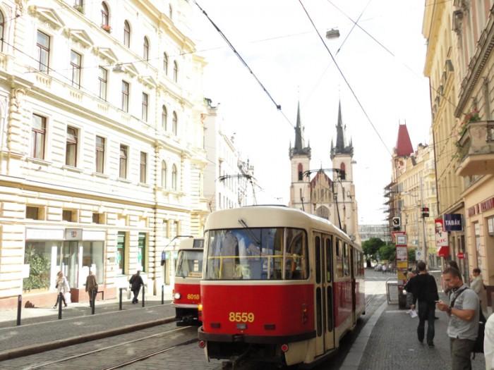 Mon voyage en République Tchèque à Prague