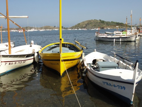 Mon voyage en Espagne à Port Ligat