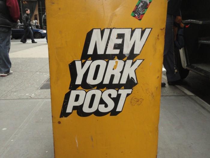 Mon voyage à New York dans diverses rues