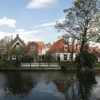 Mon voyage à Amsterdam à Edam, Volendam et Utrecht