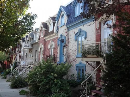 Mon voyage à Montréal au Canada