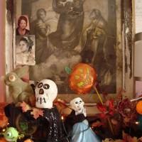 Mon atelier: Décoration d'Halloween