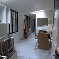 Mon atelier: De la fin des travaux à l'emménagement