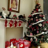 Mon atelier: Décoration et soirée de Noël