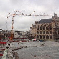 Forum des Halles: Pas de répit durant les fêtes…