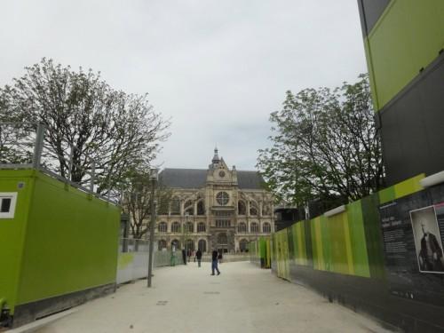 Travaux Forum des Halles…. la suite