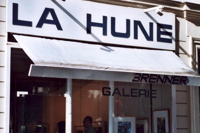 La galerie La Hune - Brenner