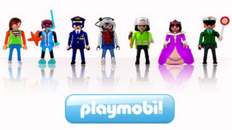 artiste playmobil
