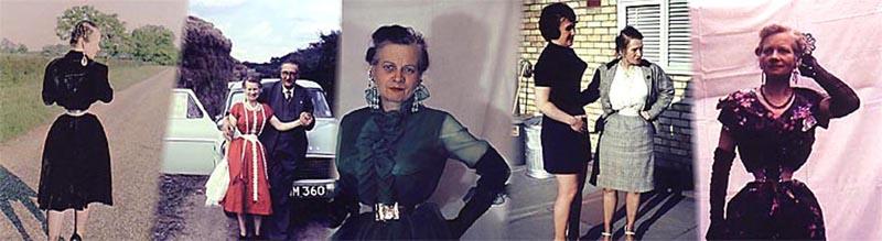 Ethel Granger le tour de taille le plus petit du monde