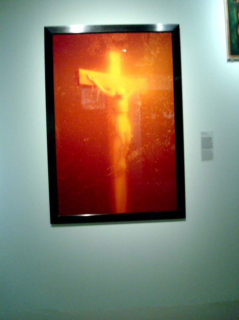 Exposition: Les traces du sacré à Beaubourg
