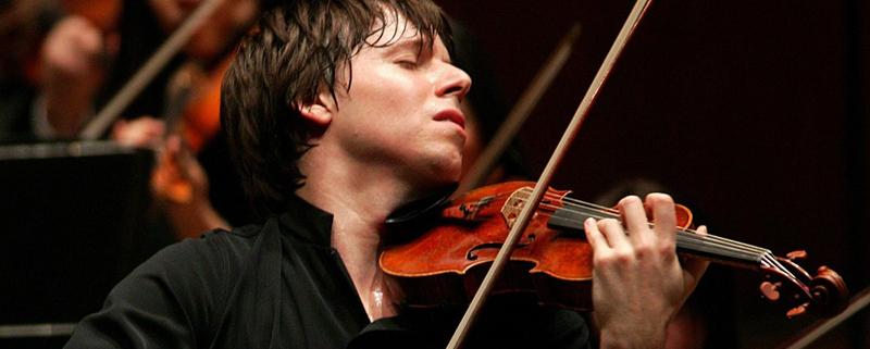 Violoniste de métro Joshua Bell