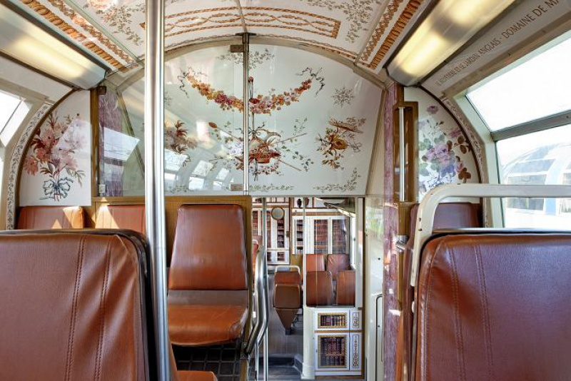 Le RER C aux couleurs de Versaille