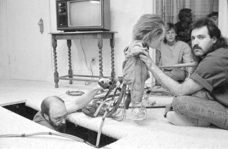 Photo de tournage du film Chucky