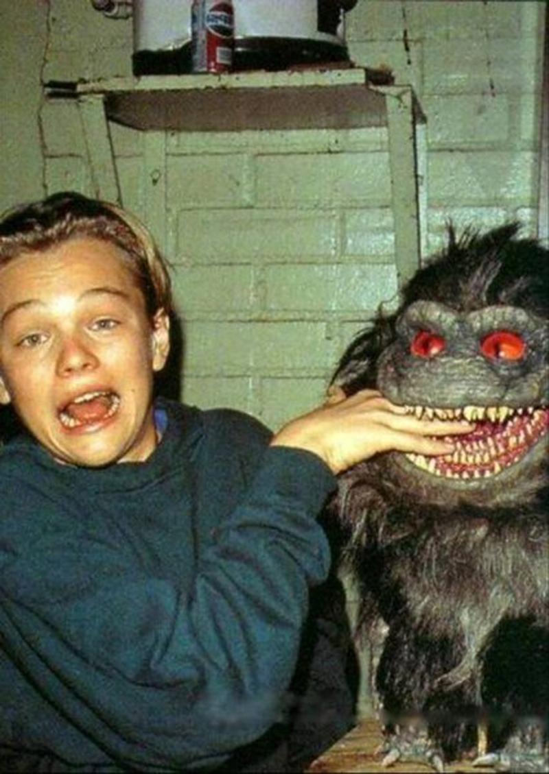 Photo de tournage du film Critters