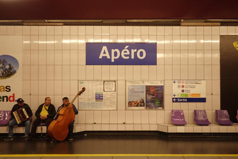 La RATP a  renommée la station de métro Opéra à Paris