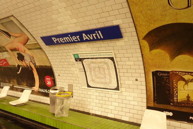La RATP a  renommée la station de métro Quatre Septembre à Paris