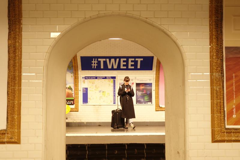 La RATP a  renommée la station de métro Télégraphe à Paris