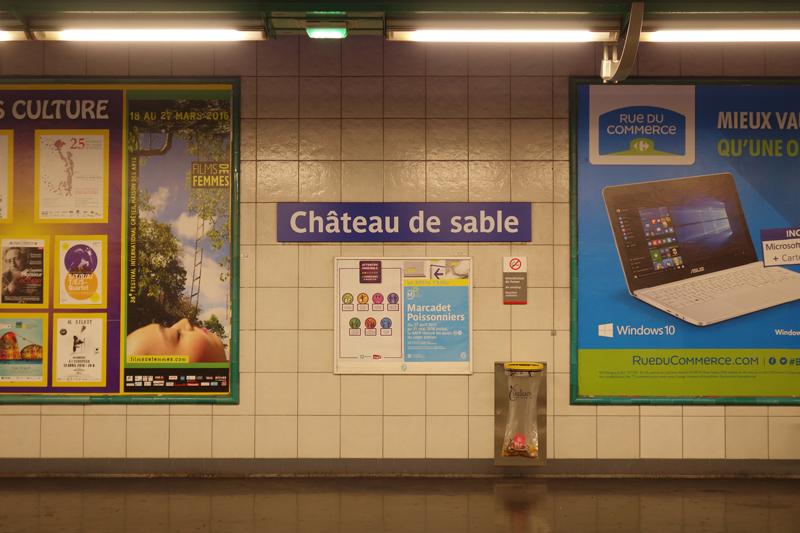 La RATP a  renommée la station de métro Château d'Eau à Paris