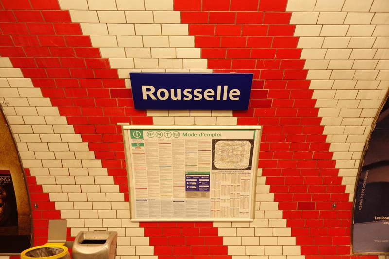 La RATP a  renommée la station de métro Cadet à Paris