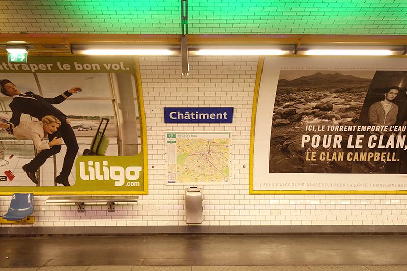 La RATP a  renommée la station de métro Crimée à Paris