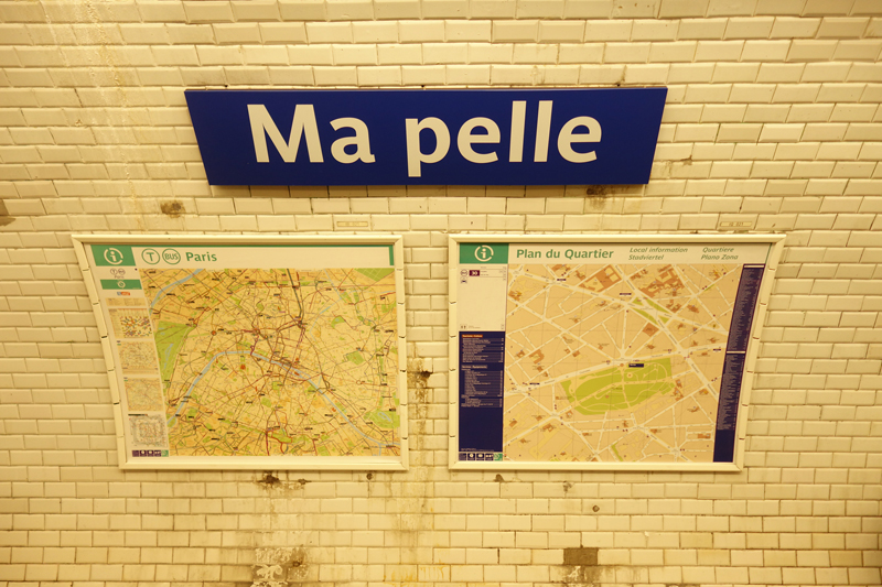 La RATP a  renommée la station de métro Monceau à Paris