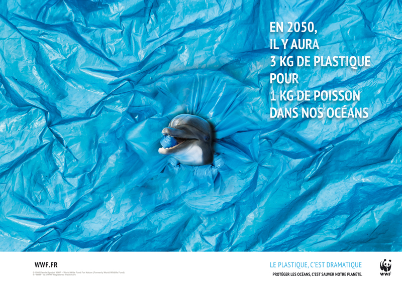 Concours Creative Awards WWF France et Saxoprint