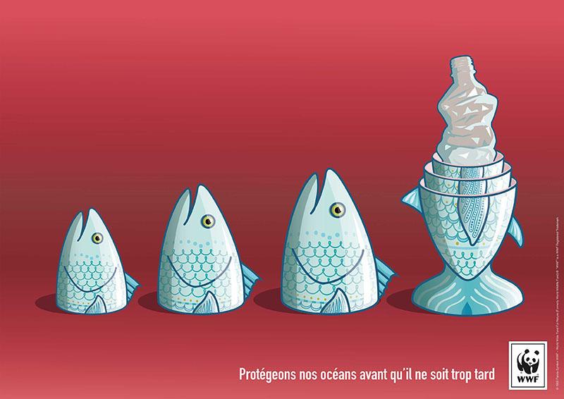 Concours Creative Awards WWF France et Saxoprint