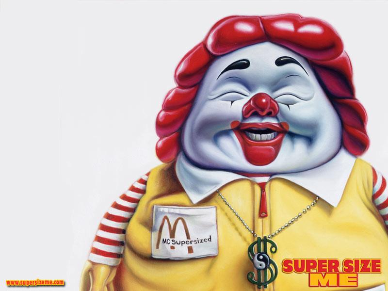Gros Gras mc do Ronald Mac Donald