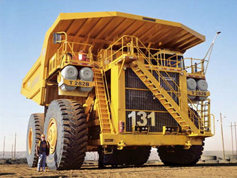 camion le plus gros du monde