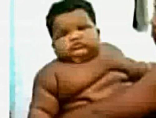 Le plus gros bébé du monde