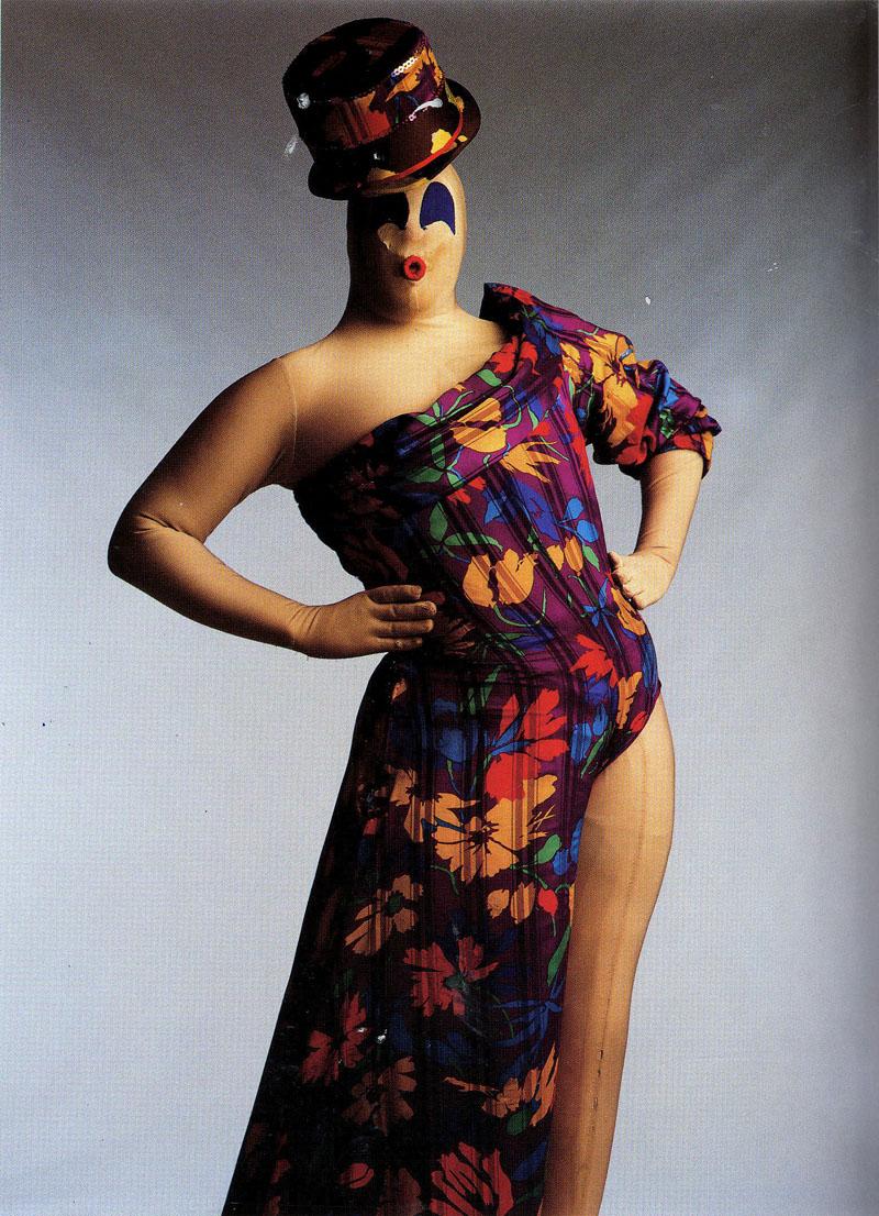 Artiste Leigh Bowery