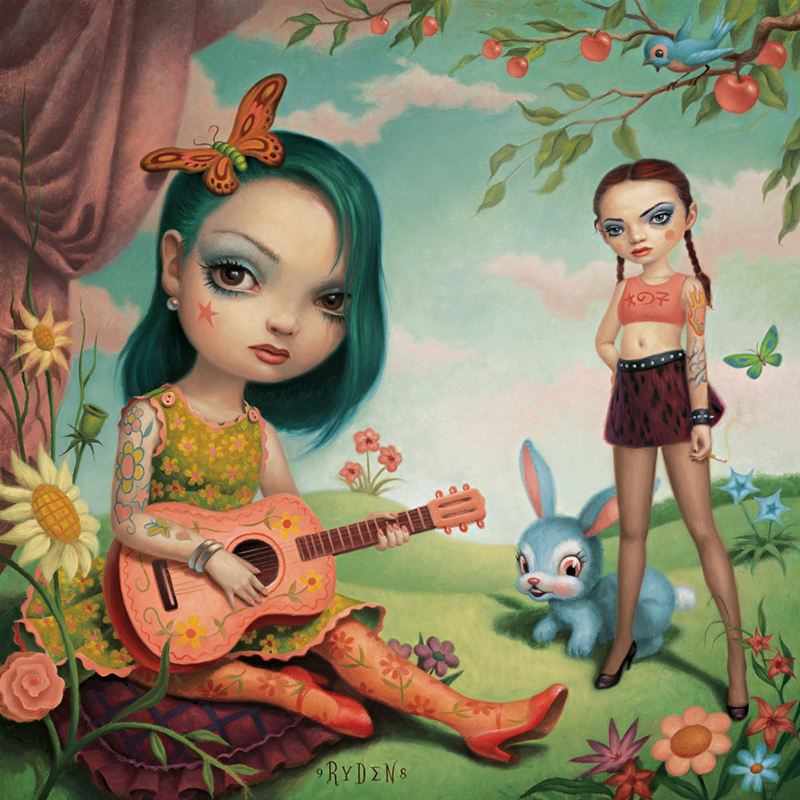 Artiste Mark Ryden