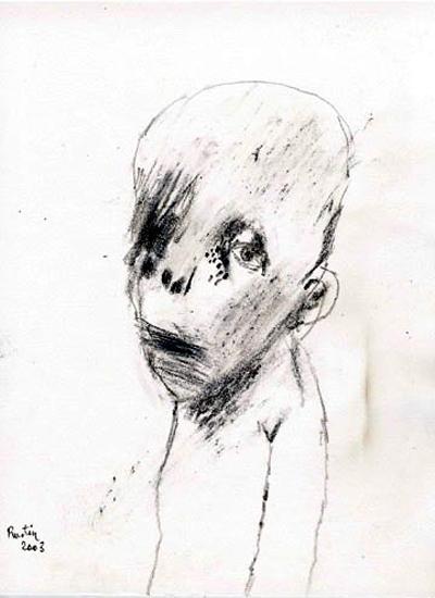 Artiste peintre Jean Rustin