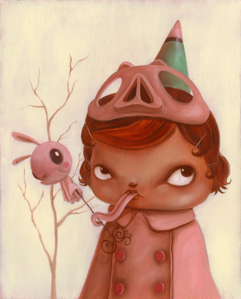 Artiste Katie Olivas