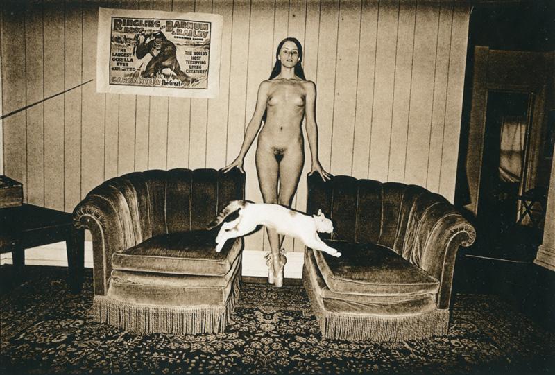 Photographe Les Krims