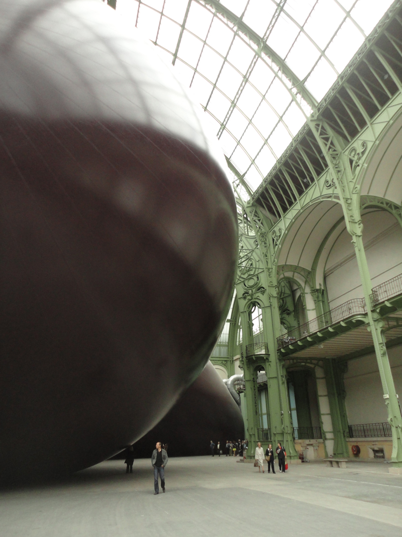 Exposition Monumenta au grand palais paris 2011