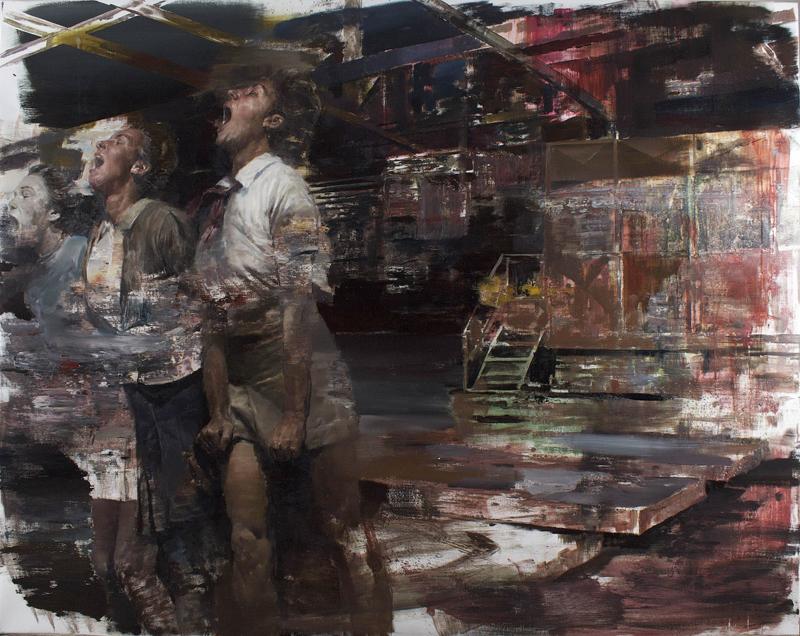 Peintre Dan Voinea