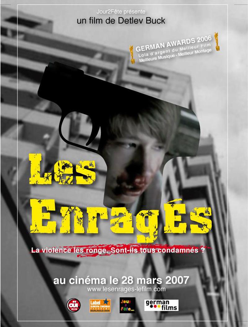 Cinéma Les enragés