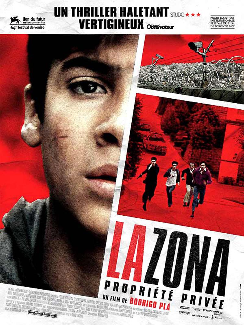Cinéma La zona