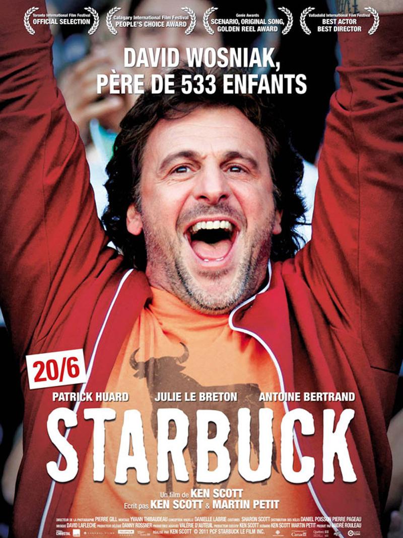 Cinéma Le film Starbuck