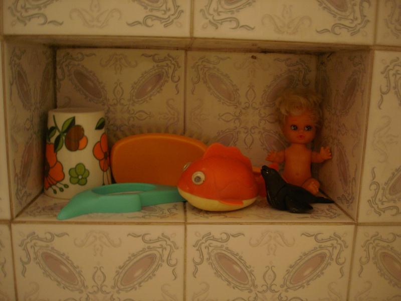 Lieu qui m'inspire La salle de bain d'Anick