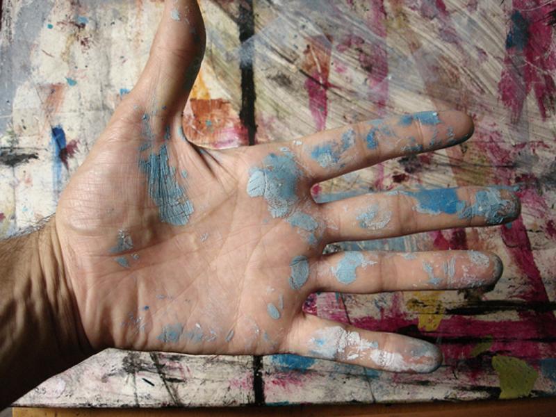 Jérémie Baldocchi Artiste peintre contemporain