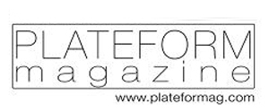 Magazine d'art contemporain Plateforme Magazine