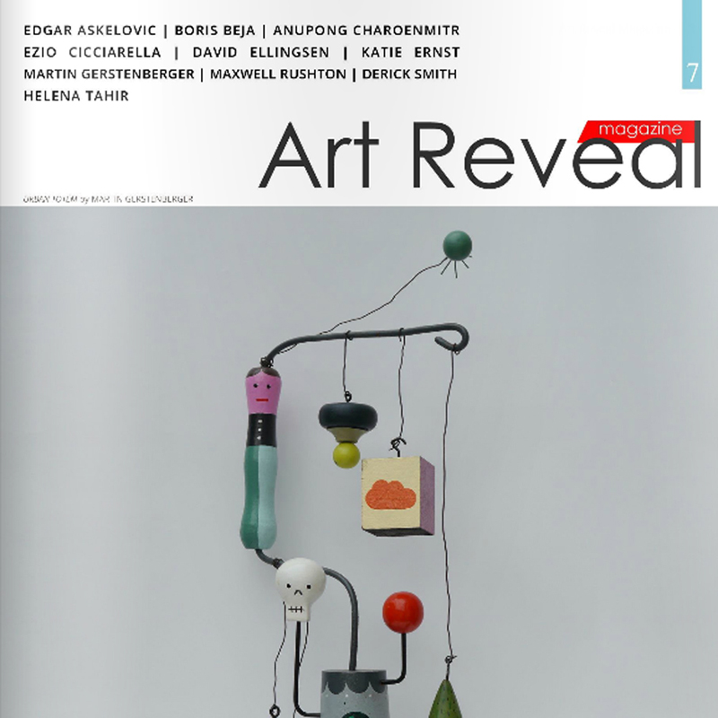 Magazine d'art Art Reveal
