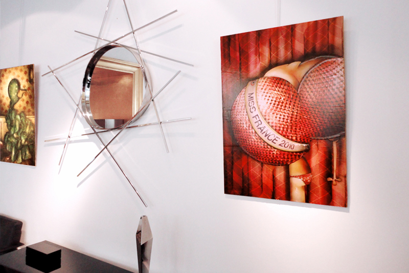 exposition au Showroom Edouard Rambaud