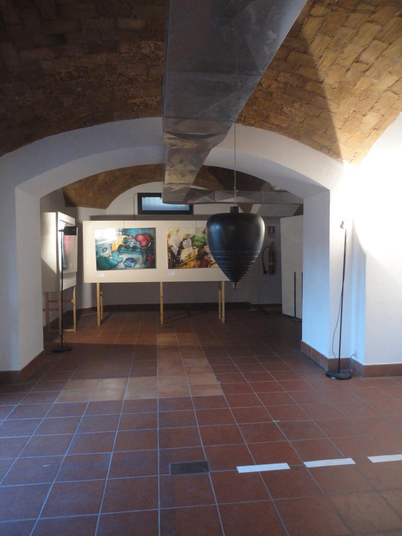 Exposition Massenzio Arte à Rome