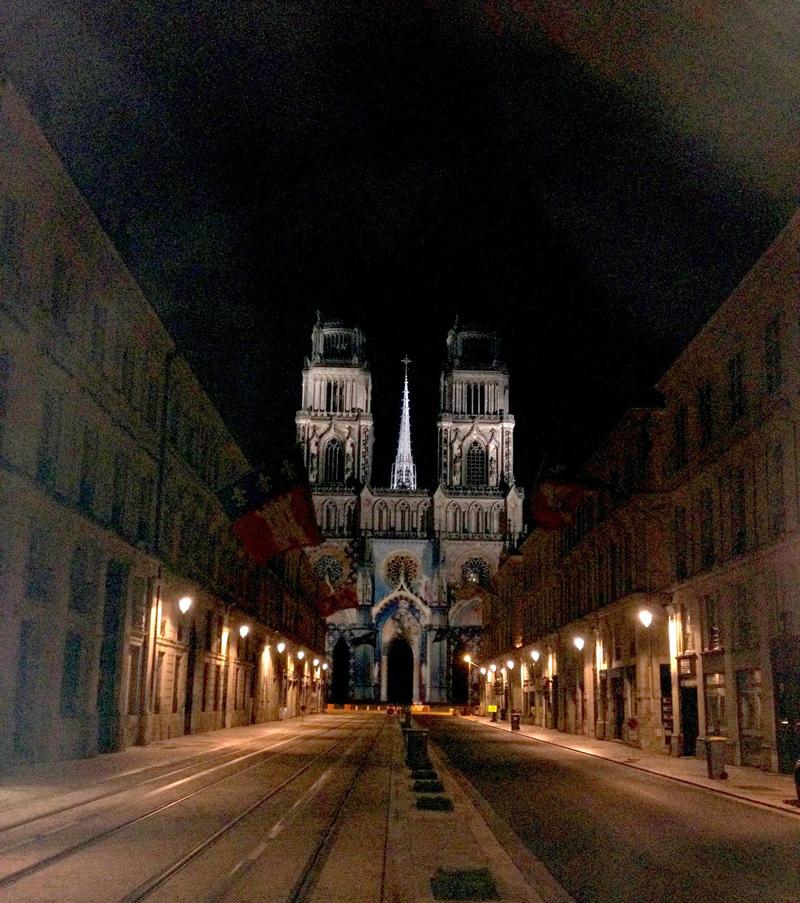 Exposition 600 ans de Jeanne d'Arc à Orléans