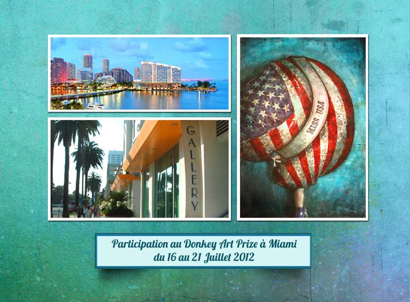 Exposition Donkey Artprize à Miami