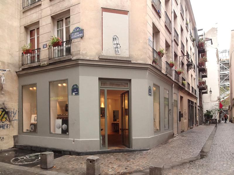 Exposition à la Galerie Métanoïa