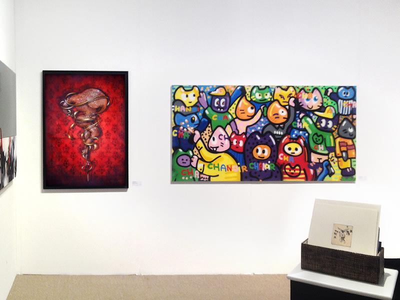 Exposition ArtHamptons Art Fairs à Bridgehampton à New York